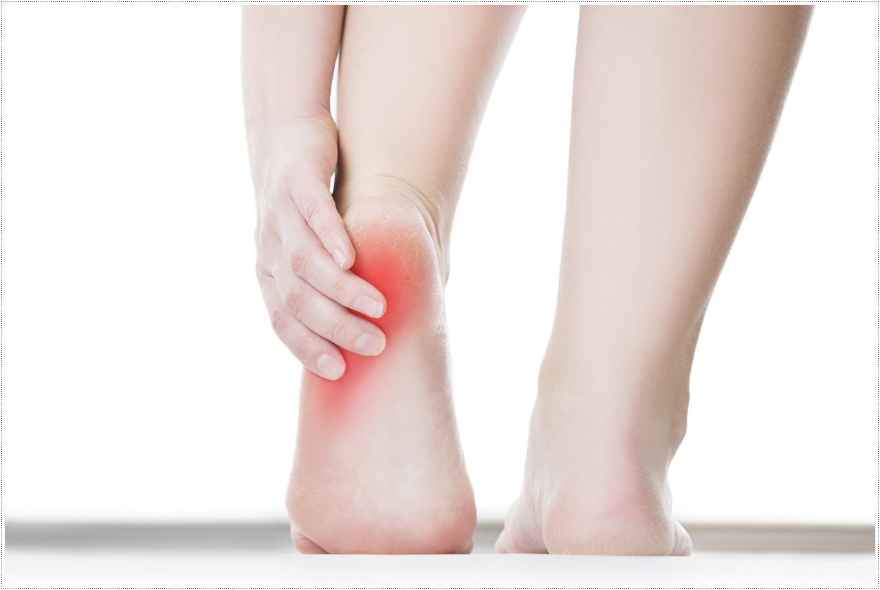 立ちっぱなしでの足の痛み