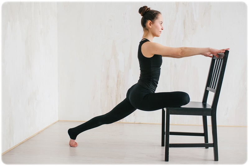 骨盤後傾 筋肉 腸腰筋 ストレッチポール 改善