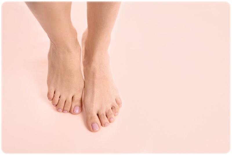 浮き指改善 美脚効果