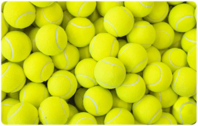大人のうつ伏せ寝解消方法 テニスボール