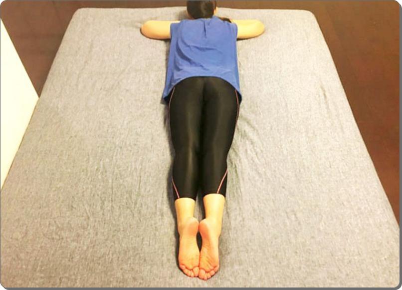 産後の緩んでしまった骨盤に効果的な体操2