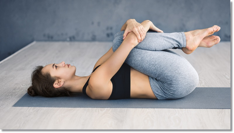 膝の痛みを改善する効果的なストレッチ